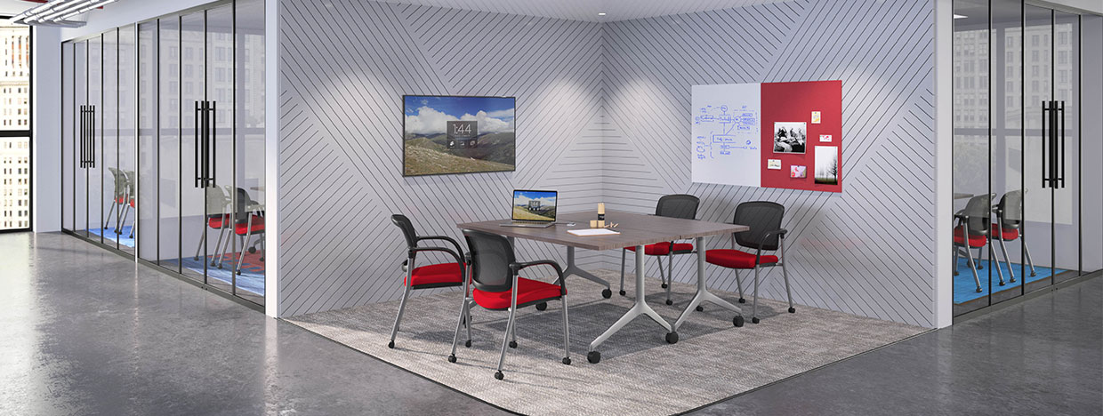 Office Furniture Collaborative Spaces