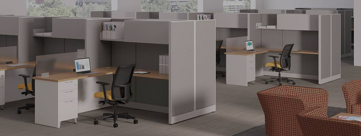 Cubicles & Cubicle Systems