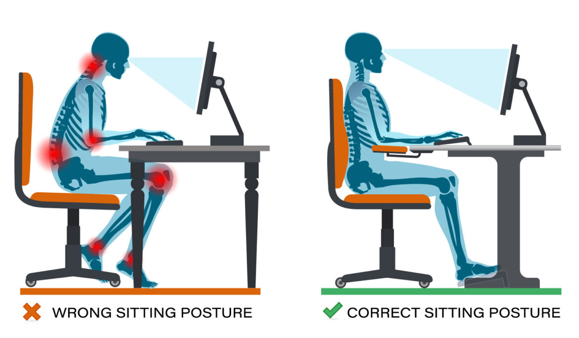 The Benefits of Ergonomic Office Chairs